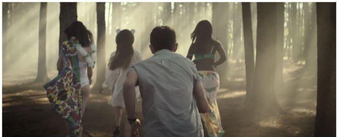 Images extraite du clip Bellevue Avenue de Iouri-Philippe Paillé